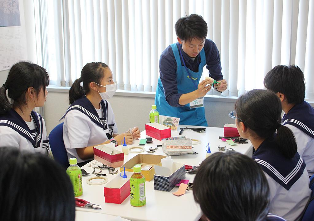 風間浦中学校2