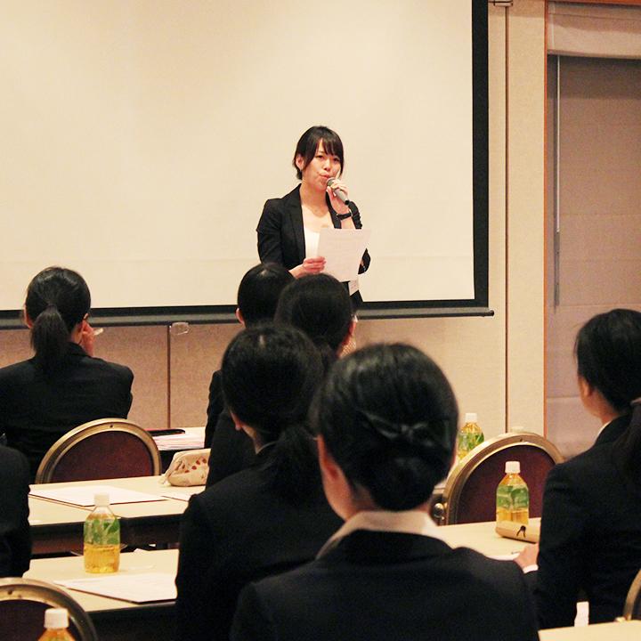西田さん講話